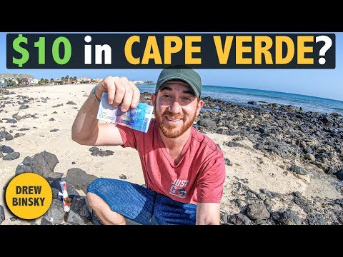 What Can $10 Get in CAPE VERDE? (country 189!)