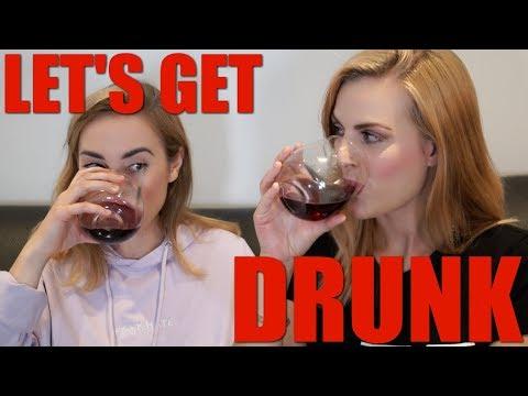 LET'S GET DRUNK