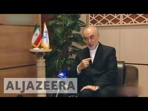 Iran: US threats could spark nuclear programme revival 'within hours'