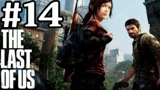 The Last of Us - Part 14 - Through the Backyard (PS3) (Walkthrough) [HD]