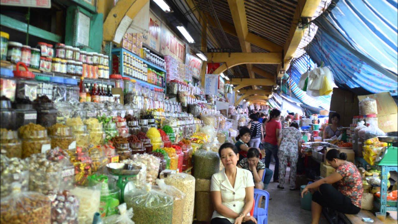 Vietnam ho chi minh march de cholon youtube for Jardin des sens ho chi minh