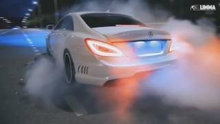 Скачать L B One Feat Laenz Across The Water CLS63 Vs Lexus IS F Drift