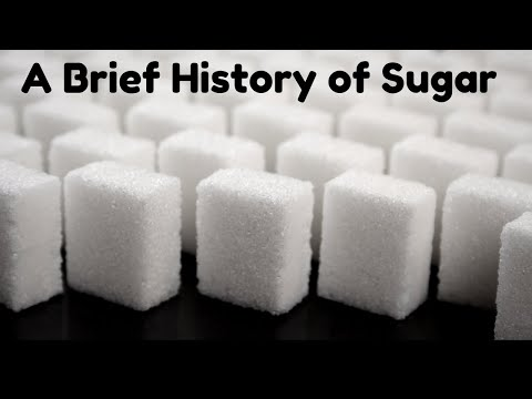 A Brief History Of Sugar From Slavery To Sweetener