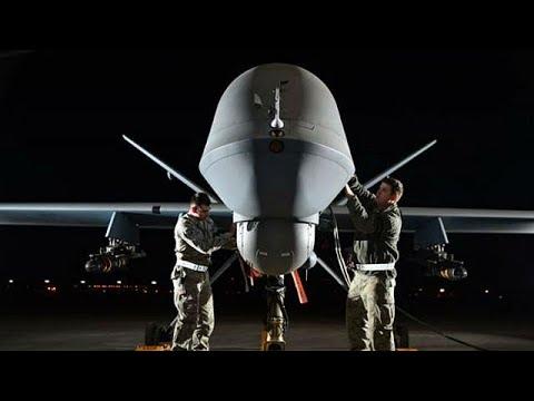 طائرة دون طيار تمنع عملية إعدام كان ينفذها مقاتلو داعش  - نشر قبل 14 ساعة