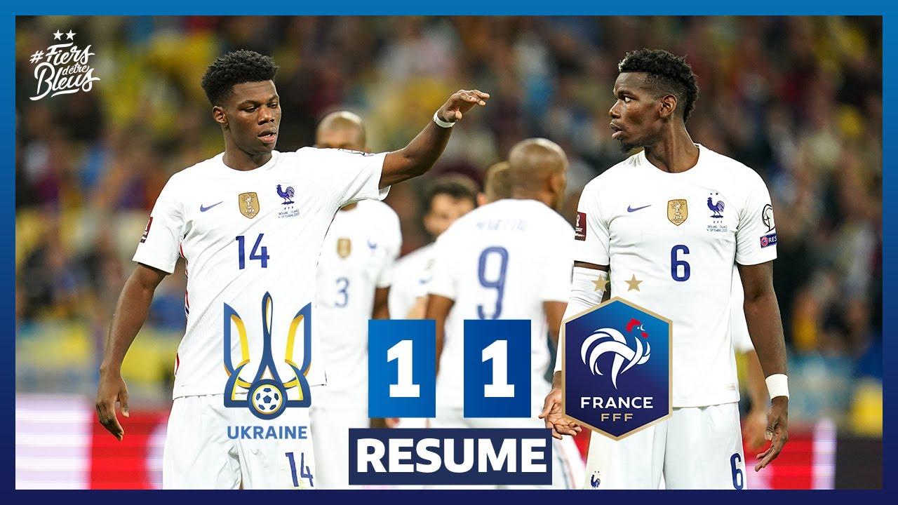 Download Ukraine 1-1 France, le résumé I FFF 2021