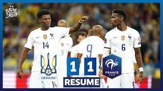Ukraine 1 1 France le re sume I FFF 2021