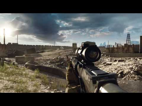Get Tactical [Battlefield 4] Part 1