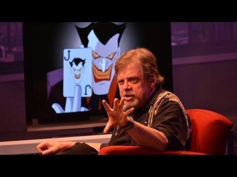 Mark Hamill Talks Origins of Joker Voice & Laugh, Star Wars Weekends w/ James Arnold Taylor
