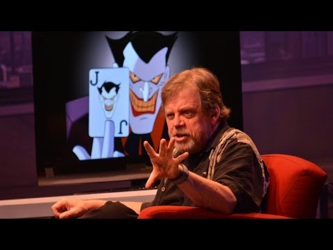 Mark Hamill Talks Origins of Joker Voice & Laugh, Star Wars Weekends w James Arnold Taylor