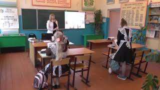 урок эрзянского языка в 6 классе