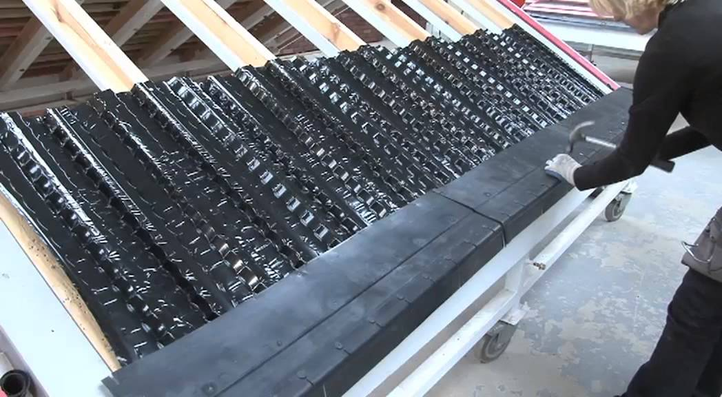 Rapid Eaves Ventilation System Installation Video Youtube