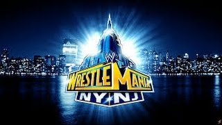 Wrestlemania 29 (Coming Home) theme song with lyrics