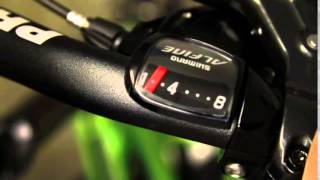 Installing the ElliptiGO 8-speed rear wheel