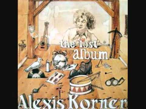 Alexis Korner - Sweet Sympathy