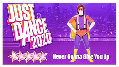 Just Dance 2020 - Never Gonna Give You Up by Rick Astley | MEGASTAR