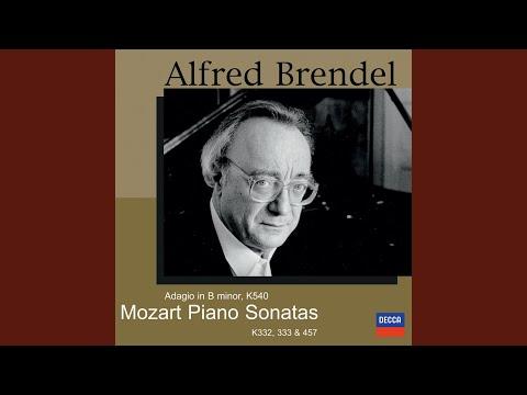 Mozart: Piano Sonata No. 12 in F Major, K. 332 - II. Adagio
