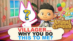 This Villager Was On The WAY OUT Until Today & Island Updates in Animal Crossing New Horizons!