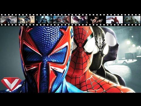 Top 10 Bộ Giáp Của Spider Man