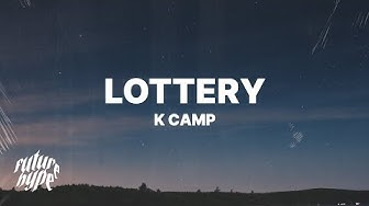 K Camp - Lottery (Lyrics) - Renegade, renegade, renegade