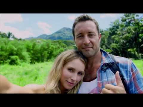 Hawaii Five-0: 6.07 Na Kama Hele W/ Sarah Carter (Music: Blue Stahli - The Beginning)