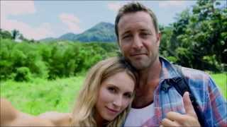 Hawaii Five-0: 6.07 Na Kama Hele w/ Sarah Carter (Music: Blue Stahli - The Beginning)