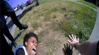 Detroit Woman Steals Police Car: The Body Cam Footage