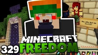 WO WAR MAUDADO?! & CANDYS GEHEIME BASIS! ✪ Minecraft FREEDOM #329 DEUTSCH | Paluten