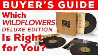 """BUYER'S GUIDE: Which NEW Tom Petty """"Wildflowers"""" Deluxe Set is Right For YOU?"""