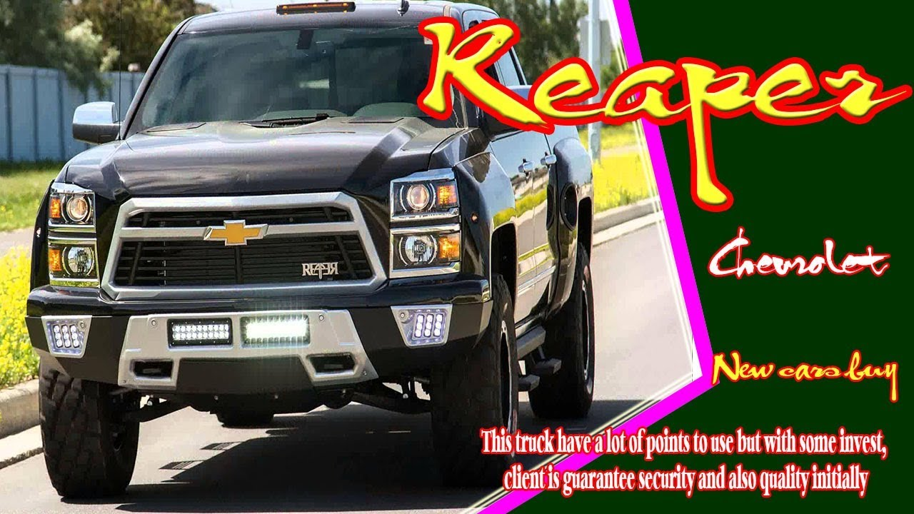Chevy Reaper Specs >> 2019 Chevy Chevrolet Reaper 2019 Chevy Reaper Diesel 2019 Chevy Reaper Redesign New Cars Buy