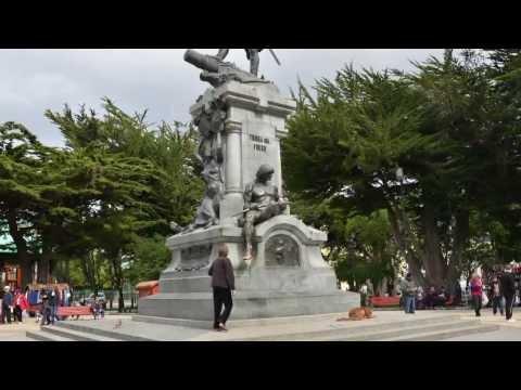 Punta Arenas, Chile - 14-Day South American Voyage - Feb 10, 2014