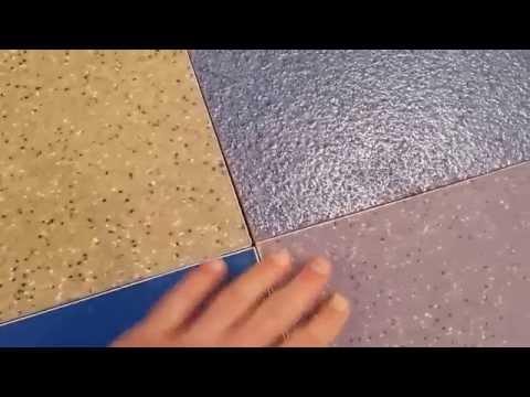 Gietvloer: strakke vloer in woonkamer badkamer voor en nadelen