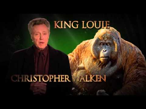 Christopher Walken is King Louie - Disney's The Jungle Book