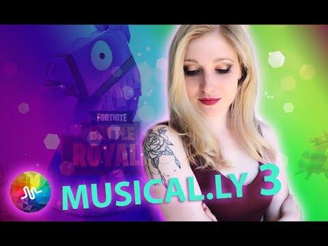 MUSICAL.LY DEVOVO EDDITION FORTNITE  3