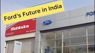 Ford-Mahindra JV Explained - Ford की आने वाली कारें