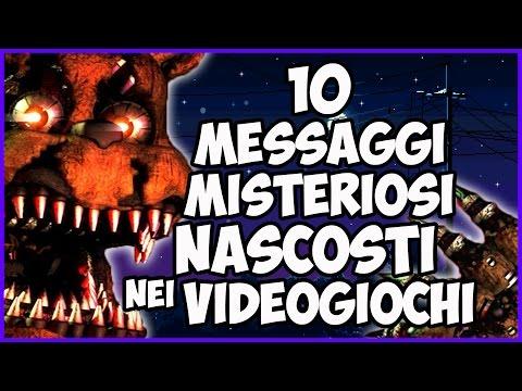 10 MESSAGGI MISTERIOSI NASCOSTI nei...