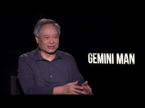 Ang Lee Interview: Gemini Man