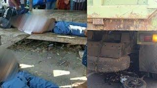 Video Pelajar SMA Tewas Ditempat karena Gagal Salip Dump Truk Tronton download MP3, 3GP, MP4, WEBM, AVI, FLV Oktober 2018
