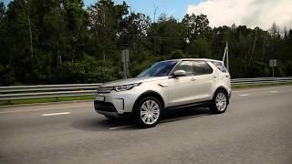 Наши тесты. Вып.949. Land Rover Discovery 5