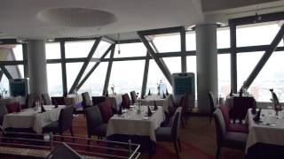 Video Atmostphere 360, KL Tower, Revolving Restaurant 300m in the Sky download MP3, 3GP, MP4, WEBM, AVI, FLV November 2018