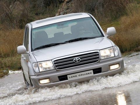 Toyota Land Cruiser 105 4.2d 2005г  замена плунжера