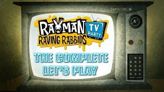 Rayman Raving Rabbids TV Party - The Complete Let