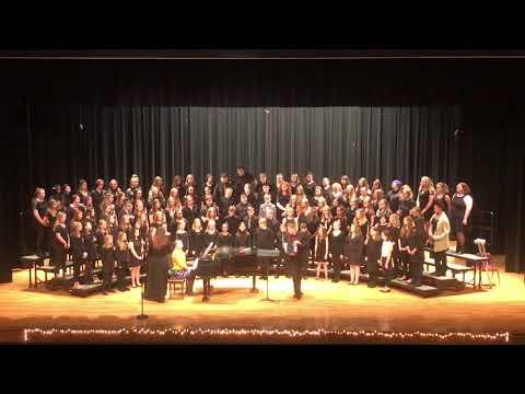 WCMS 7th Grade Holiday Choir Concert 12/6/18