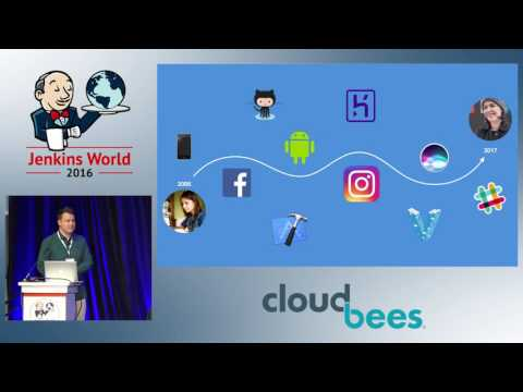 Jenkins World 2016 - Blue Ocean: A New User Experience for Jenkins