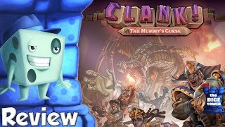 Clank The Mummys Curse Review - with Tom Vasel