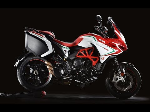 Limited Edition MV Agusta Turismo Veloce RC - Latest Automotive Production