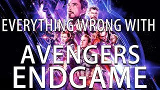 Everything Wrong With Avengers: Endgame | Because CinemaSins is Gonna Take Forever