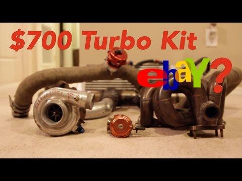 Honda Civic Turbo Kit LS Vtec Build