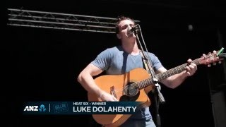 luke dolahenty performs in anz blue stage series competition
