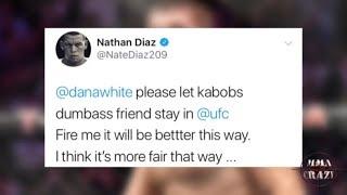 MMA Pros React to Khabib Nurmagomedov threatening to quit UFC if they fire Zubaira Tukhugov