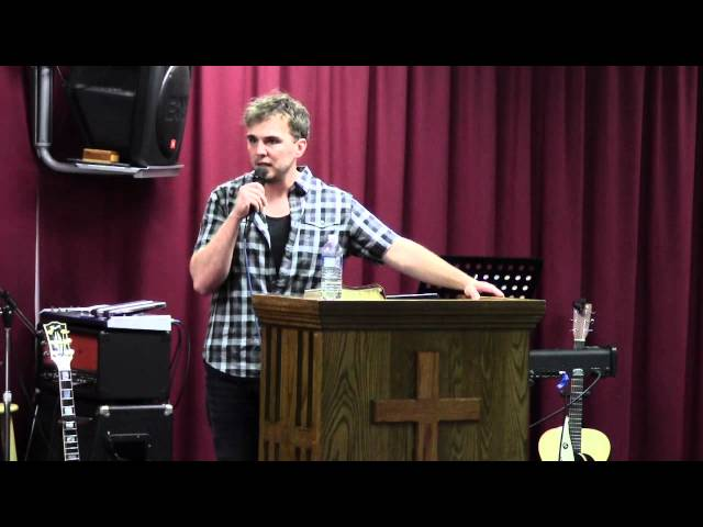 Pastor Ray Christenson Jr(2/5) Travel Video